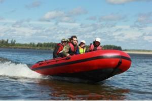 Лодка HYDRA Nova 420 «Оптима 1200»