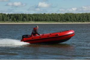 Лодка HYDRA Nova 420 «Про»