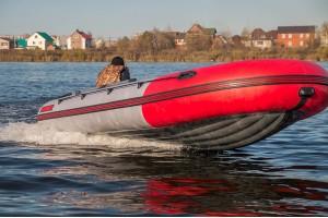 Лодка HYDRA Nova 450 «Люкс»