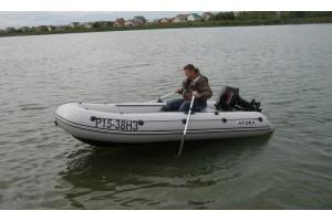 Лодка HYDRA Nova 450 «Оптима 1200»