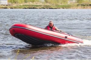 Лодка HYDRA Nova 450 «Про»