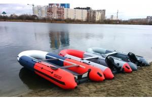 Лодка HYDRA Nova 550 «Про»