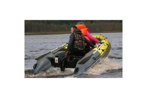 """Лодка """"SKAT-Тритон-400"""""""