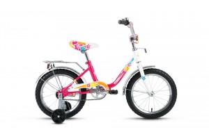 Купить детский велосипед по акции ALTAIR City girl 16 в Новосибирске