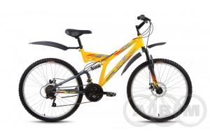 Горный велосипед ALTAIR MTB FS 26 disk