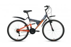 Горный велосипед ALTAIR MTB FS 26