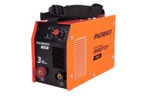 Сварочный инвертор Patriot power 170DC в кейсе
