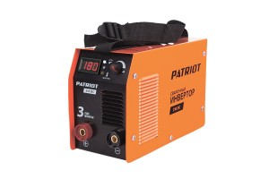 Сварочный инвертор Patriot power 210DC