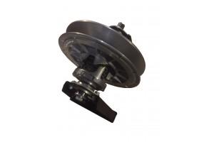 Вариатор с кронштейном в сборе двухопорный (D25, под шпонку 8 мм)