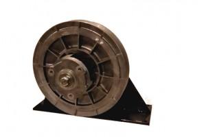 Вариатор с кронштейном в сборе одноопорный (D25, под шпонку 8 мм)