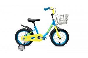 Велосипед Forward Barrio 14 (2019)