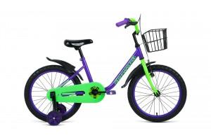 Велосипед Forward Barrio 18 (2020)