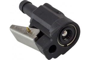 Переходник топливный Yamaha (коннектор;пластик;ID:8.5mm;3/8
