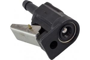 Переходник топливный Yamaha (коннектор;пластик;ID:8.5mm;5/16