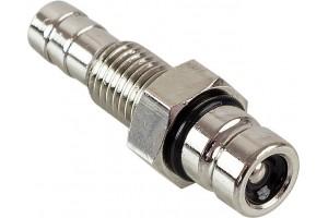 Штуцер топливный Suzuki DT3.5-65 (адаптер;металл;OD:11mm), совместим с 6575098505, Omax