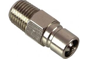 Штуцер топливный в бак (адаптер;металл), совместим с C14504T