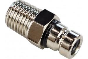 Штуцер топливный в бак Suzuki (адаптер;металл;OD:11mm ), совместим с C14504