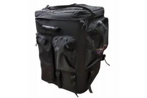 Кофр для снегохода Skandik XU Expedition (сумка на багажник) с отделением под канистру