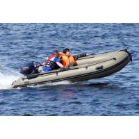 Лодки надувные с жесткой палубой