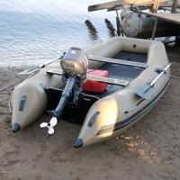 Легкие надувные лодки Excel Line (2,8 – 3,6 м)