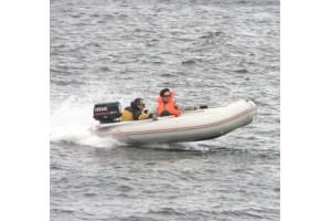 Лодка ПВХ Badger Sport Line 370AL