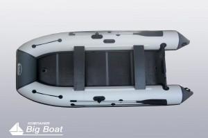 Лодка ПВХ Bering 380К