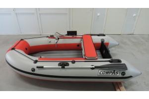 Лодка ПВХ CoмpAs 285Е