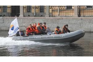 Моторная лодка Посейдон-520