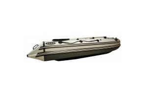Лодка  ПВХ REEF SKAT 370 S пластиковый транец НД
