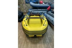 Лодка  ПВХ REEF SKAT 350 S НД (пластиковый транец)