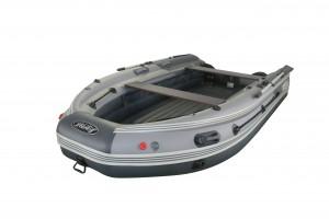 Лодка  ПВХ REEF SKAT 400 S с интегрированным Фальшбортом