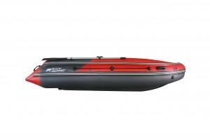Лодка ПВХ REEF SKAT 370 S с интегрированным Фальшбортом