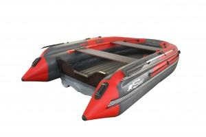 Лодка ПВХ SKAT 450 S с интегрированным  Фальшбортом