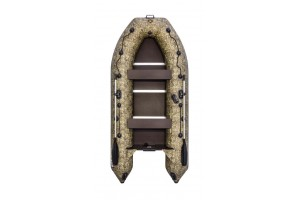 Лодка ПВХ Ривьера 3600 СК Компакт камуфляж