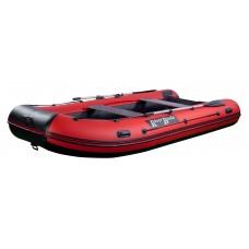 Лодка ПВХ RiverBoats RB с жестким дном — 370 (Киль) краный
