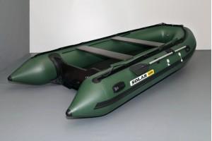 Лодка ПВХ Солар-420 Jet Tunnel