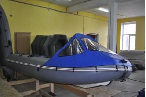 Складная лодка RIB Стрелка 330