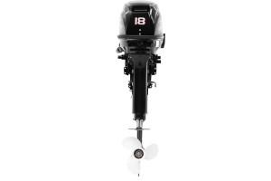 2х- тактный лодочный мотор HD18FЕS