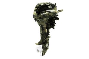 2х- тактный лодочный мотор HD 9,9 FHS (Military)