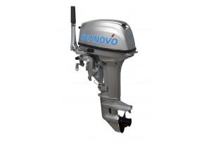 Лодочный мотор 2х-тактный  Seanovo SN9.9FHS Enduro