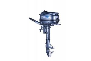 Лодочный мотор 4х-тактный Seanovo SNF6HS (С баком)