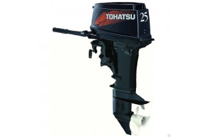 Лодочный мотор Tohatsu M 25