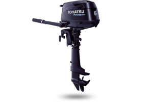 Лодочный мотор Tohatsu MFS 5 DS