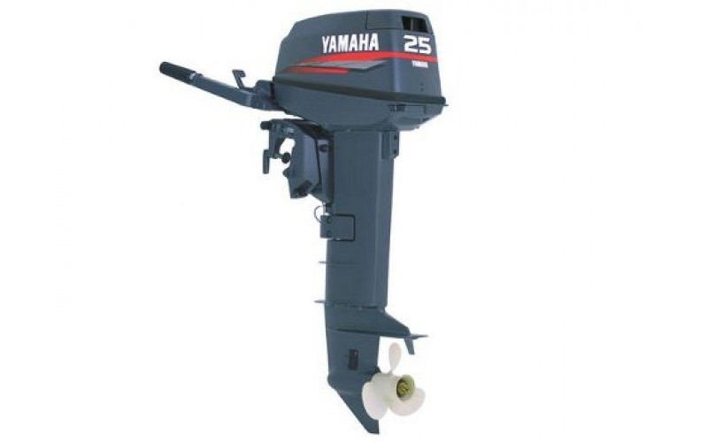 Лодочные моторы YAMAHA 25BWCS