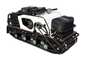 Мотобуксировщик БТС  LONG» 500/15 л.с э/зап LIFAN ( 216 Ватт)+АКБ,