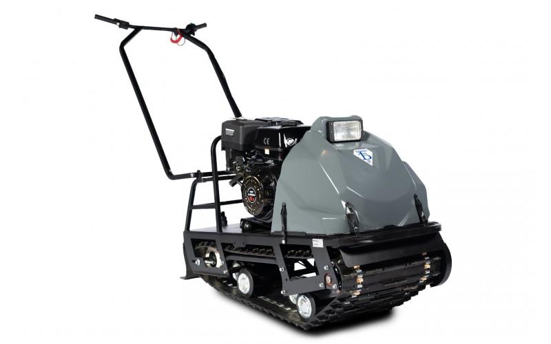 Бурлак-М2 FK 15л.с. короткий на катках с электрозапуском