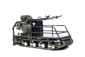 Бурлак-М2 LRK 15л.с. длинный на катках с электрозапуском