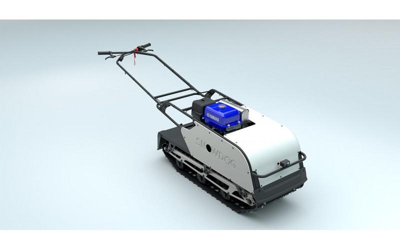 Мотобуксировщик BALTMOTORS Snowdog-Yamaha Y13ME