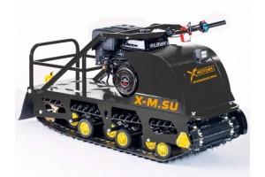 Мотобуксировщик X-MOTORS SNOWDOG 15
