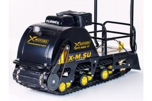 Мотобуксировщик X-MOTORS OPTI MAX 20